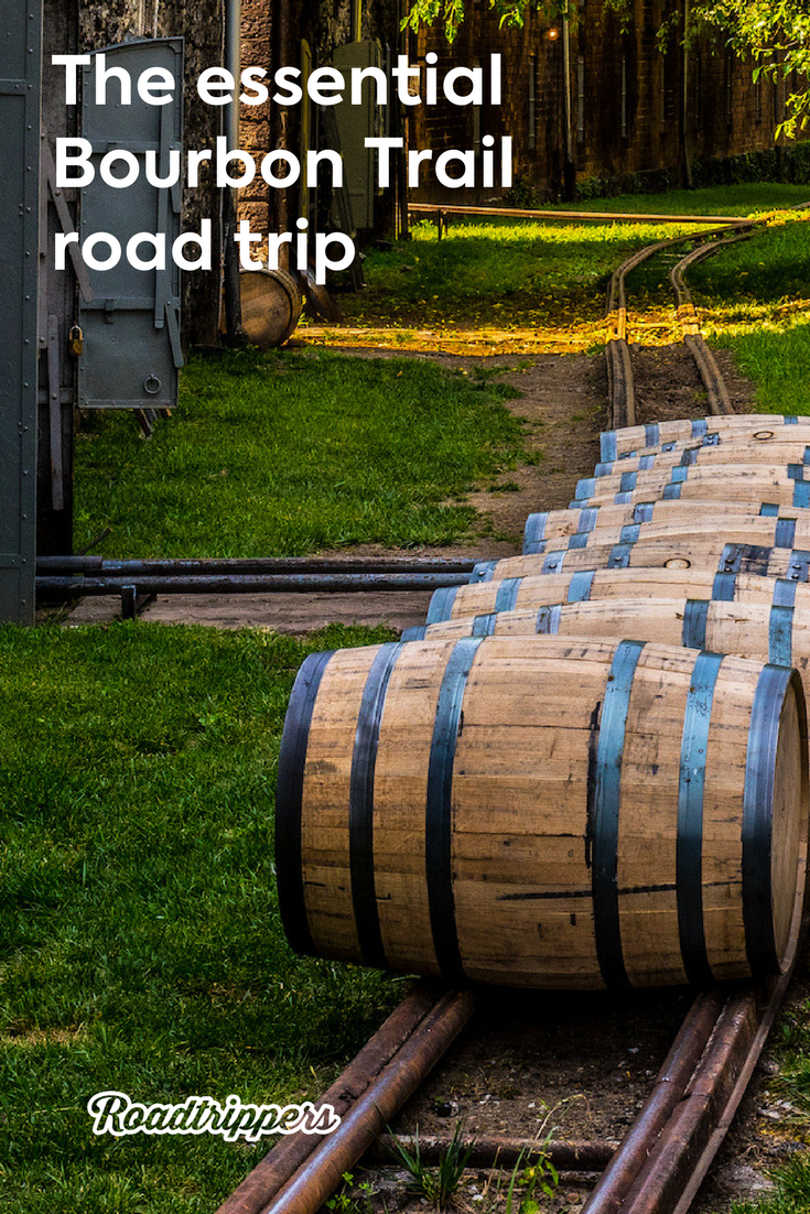 the essential bourbon trail road trip   3 days of bourbon