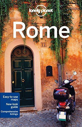 Lonely Planet Rome - there's a copy in the apartment.