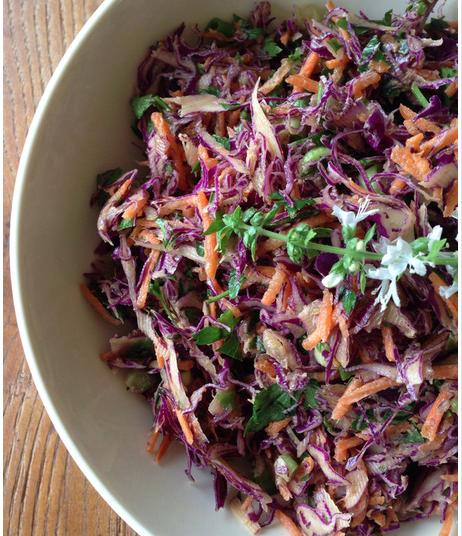 Best Ever Coleslaw Raw Food Recipes Vegan Coleslaw Raw Diet
