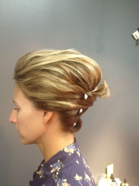 Bridal styling by Jackie