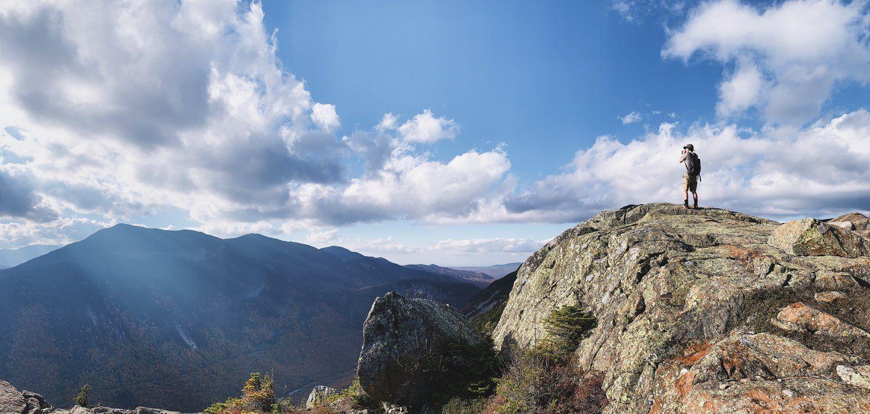 Appalachian Trail - Mount Webster Summit — Mini Lyfe