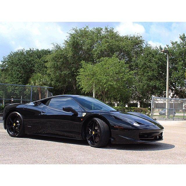 Dark Horse  #Ferrari #FerrariFriday #458 #ExcellAuto @tylerexcellauto