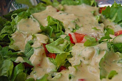 Mayo - Salatdressing (Rezept mit Bild) von SamusAran | Chefkoch.de