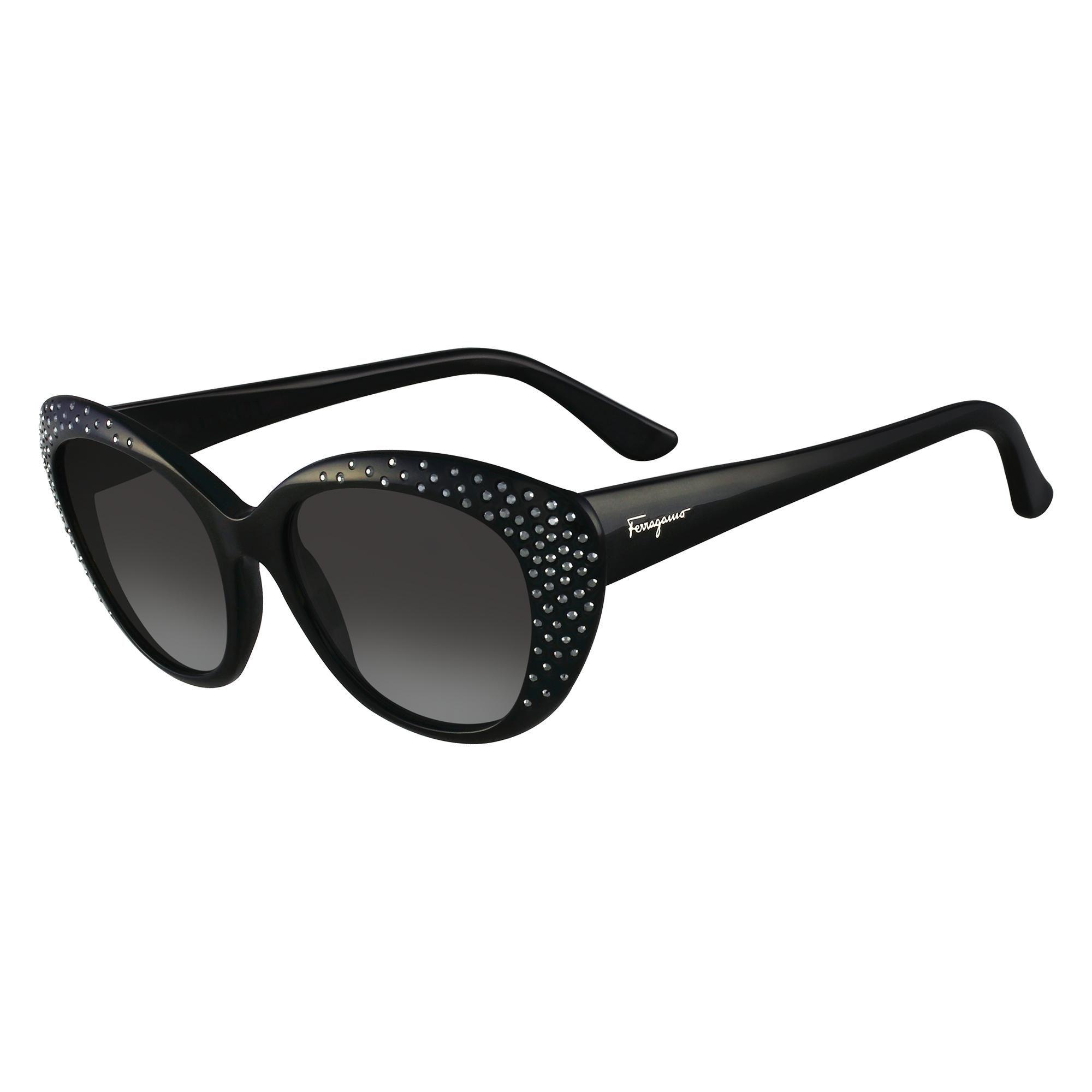 Salvatore Ferragamo Sunglasses - SF656SR/001/54-19 | gotta love ...