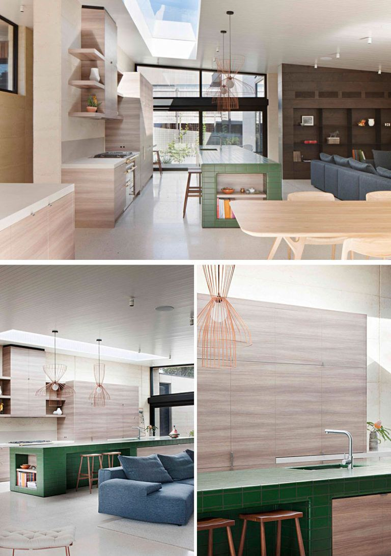 Rammed Earth And Timber Feature Throughout This Australian ...