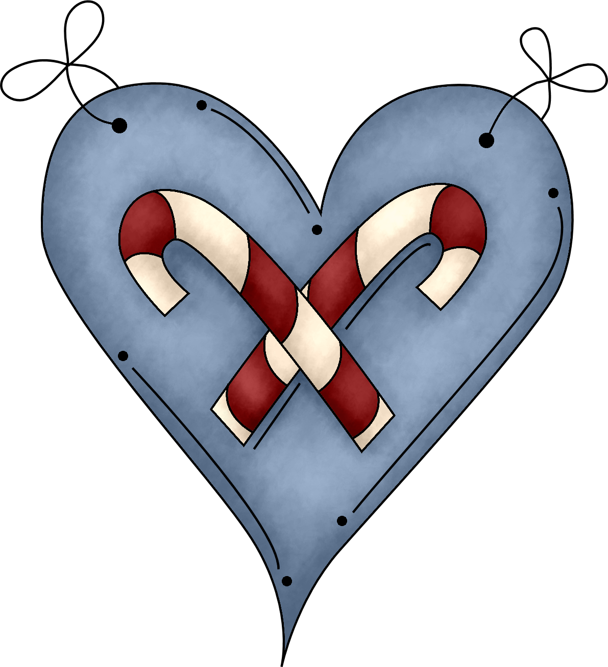 Country Clipart heart Clip art, Free clipart images