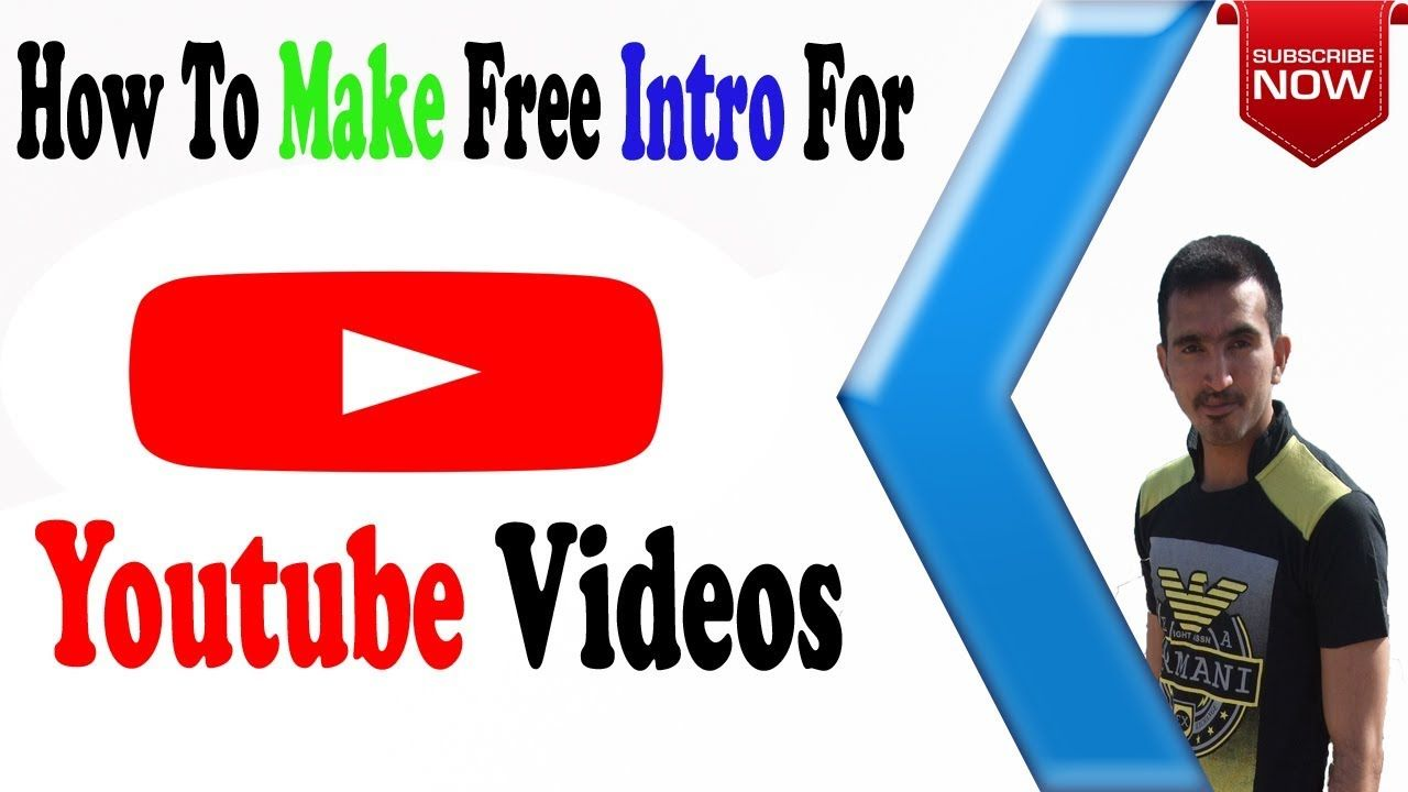 How To Make Intro Or Outro On Mobile For Youtube Video
