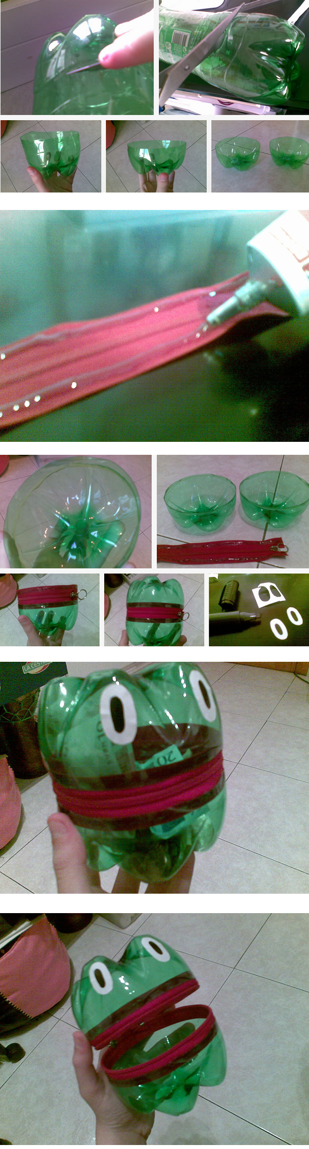 6 best ideas for using old waste plastic bottles crafts for Waste material craft ideas in hindi