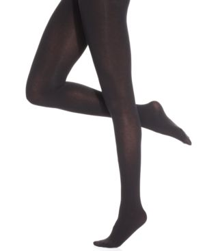 c2b52cb50ee52 Hue Thermo-Luxe Control Top Tights - Black | Products | Brown tights ...