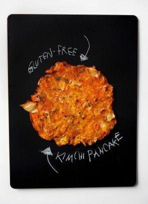 Gluten free kimchi pancakes recipe kimchi pancakes and gluten free forumfinder Image collections