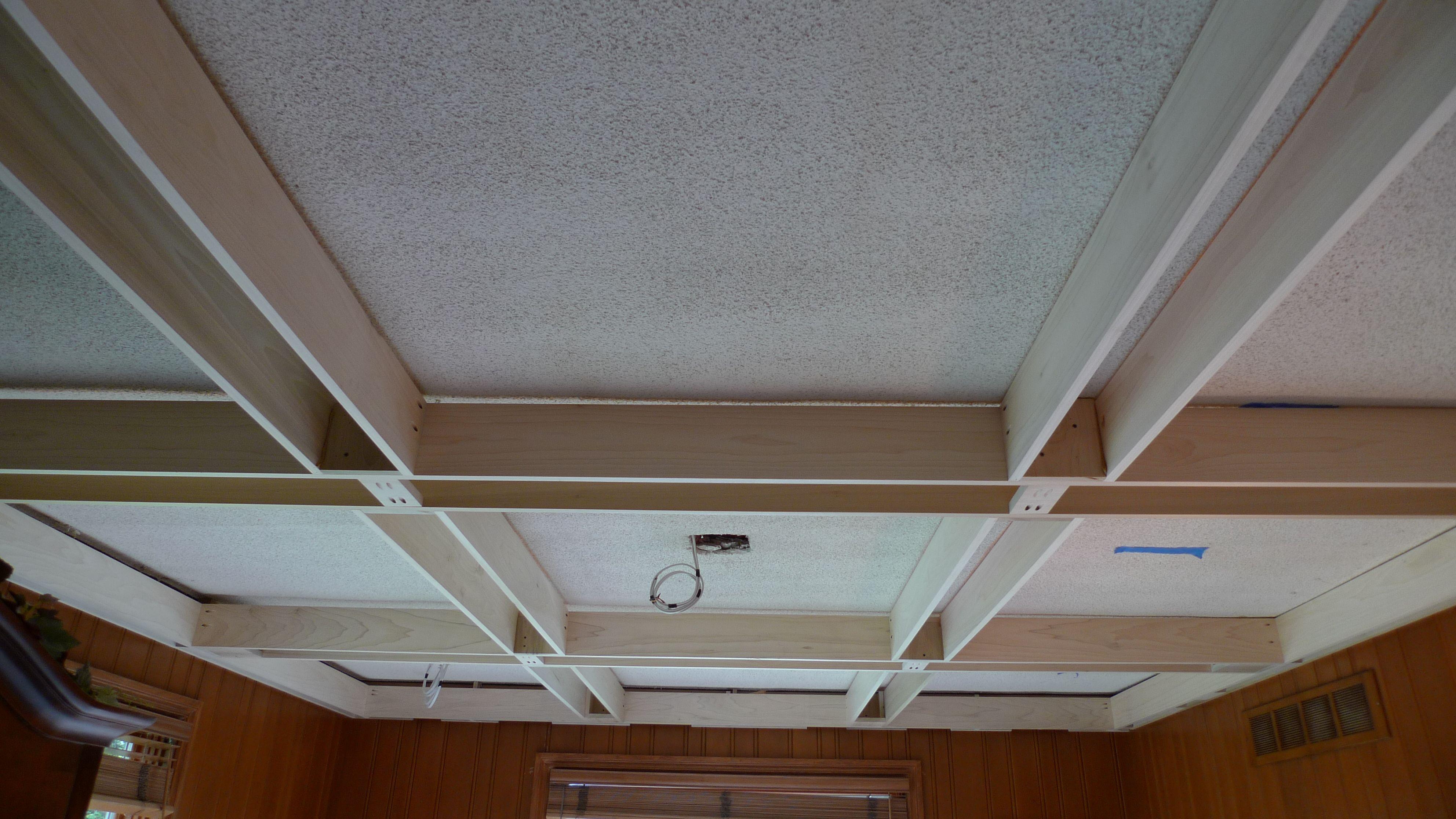 Poplar Coffered Ceiling Ceiling Ceiling Design Ceiling