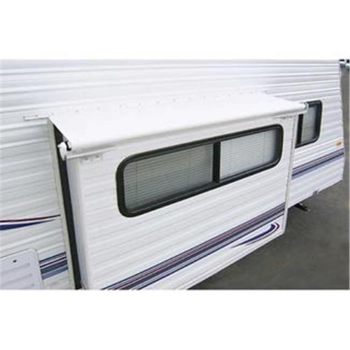 4 Ft 6 In X 16 Ft Slide Out Roof Membrane As Shown White Slides Camping Supplies White Vinyl