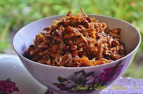 Amie S Little Kitchen Resepi Orang Jawa Kampungku Sambal Goreng Kering Resep Makanan Memasak Masakan