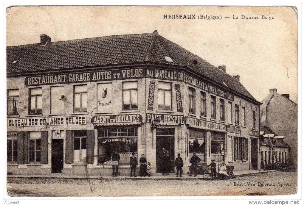 Cartes postales europe belgique hainaut mouscron for Garage audi belgique mouscron
