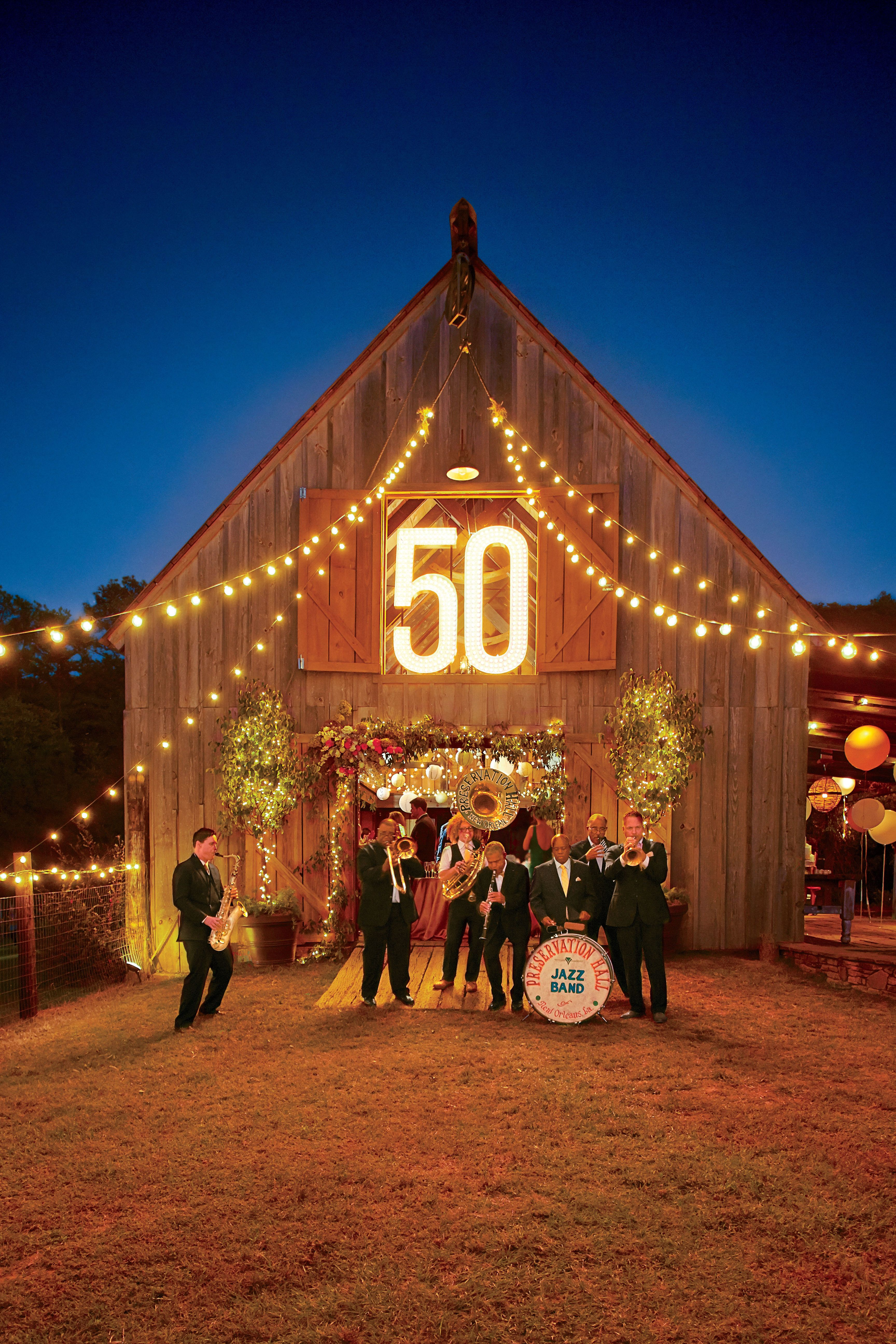 Celebrate Our 50th Anniversary With Us