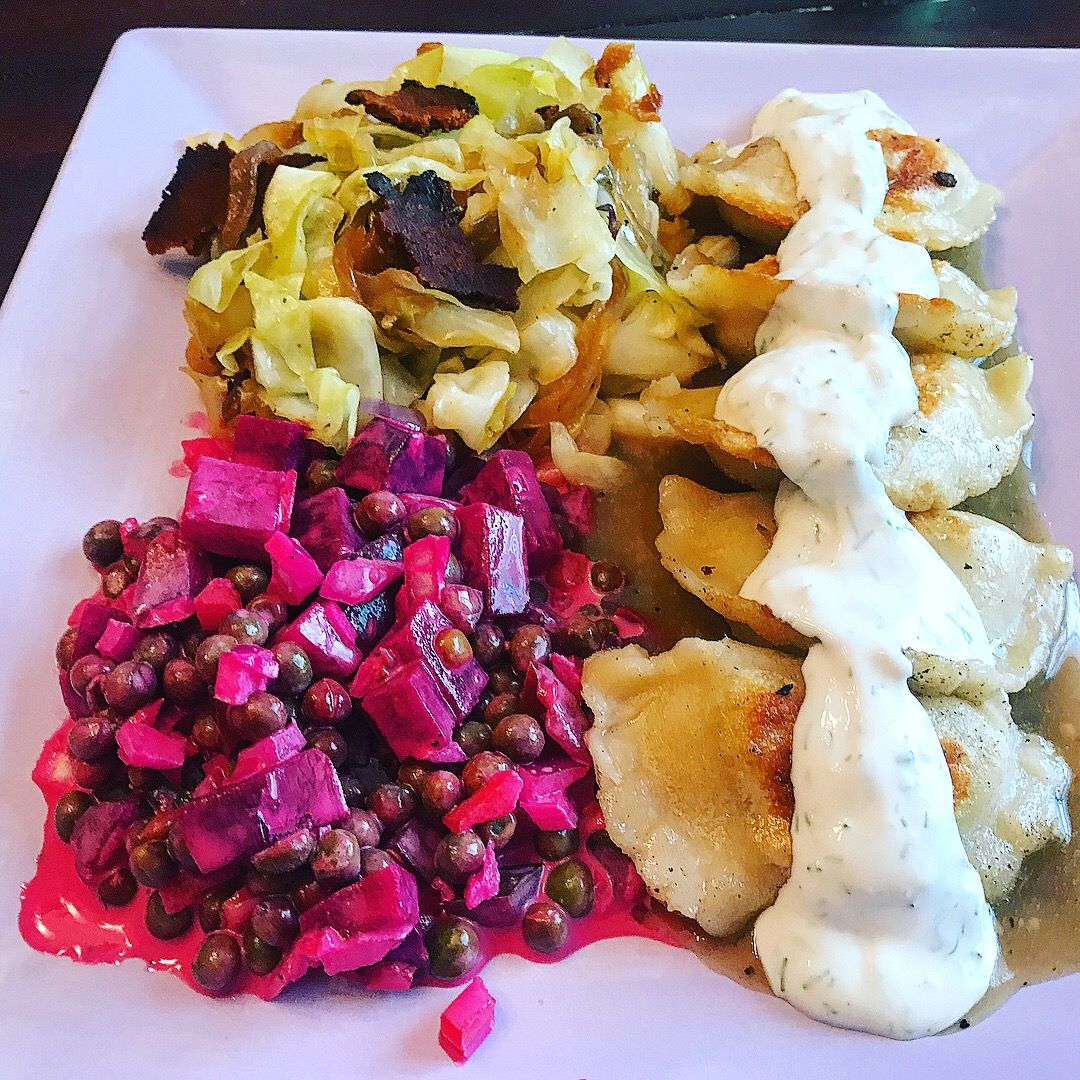 recipe: beet pierogies [38]
