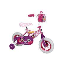 Girls 10 Inch Minnie Mouse Bike Minnie Mouse Girl Toddler Girl Bike Baby Minnie Mouse