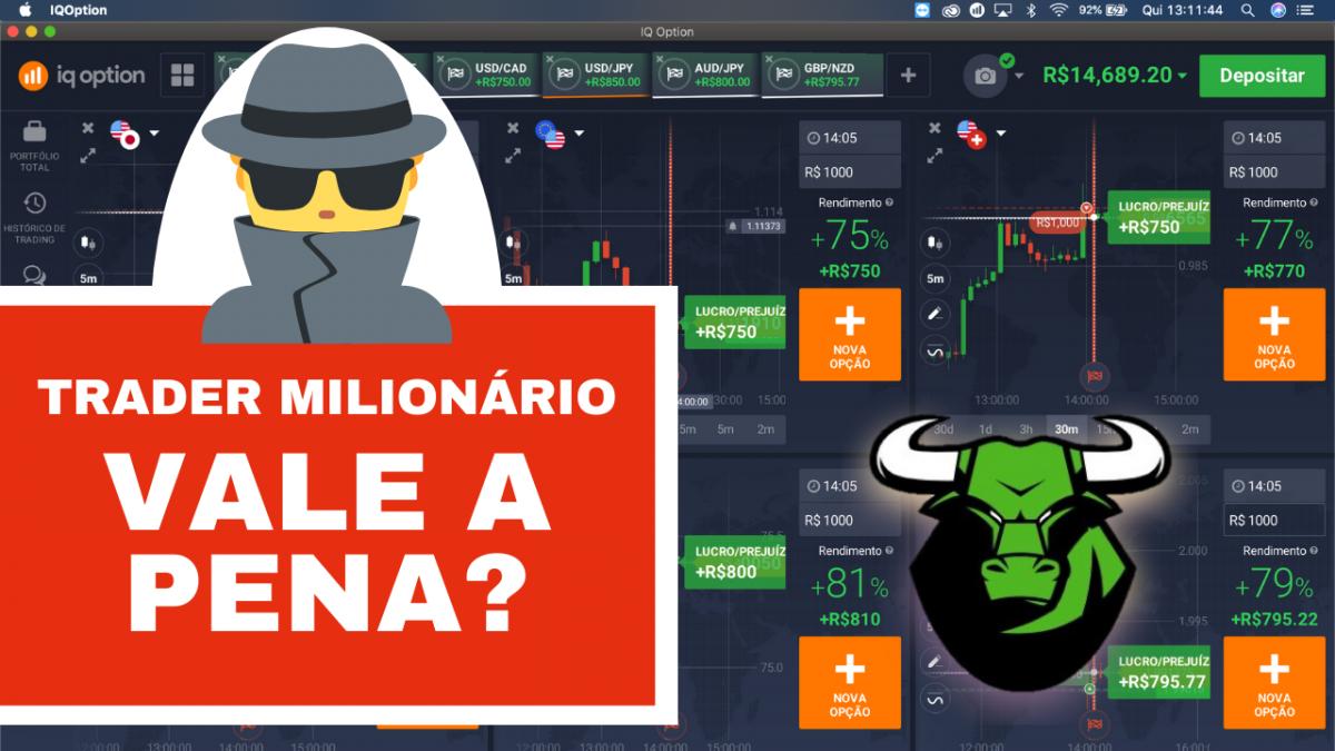 forex milionario telegram