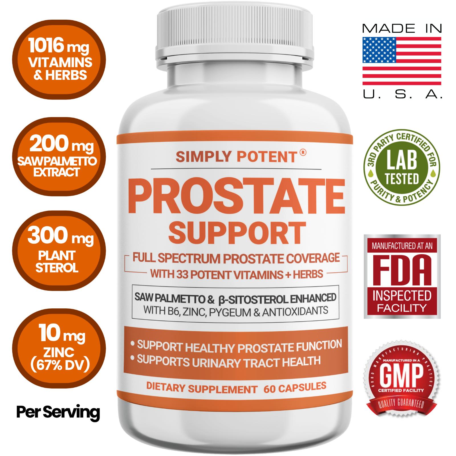 Prostatitis- vitamin komplexek Alvás prosztatitával