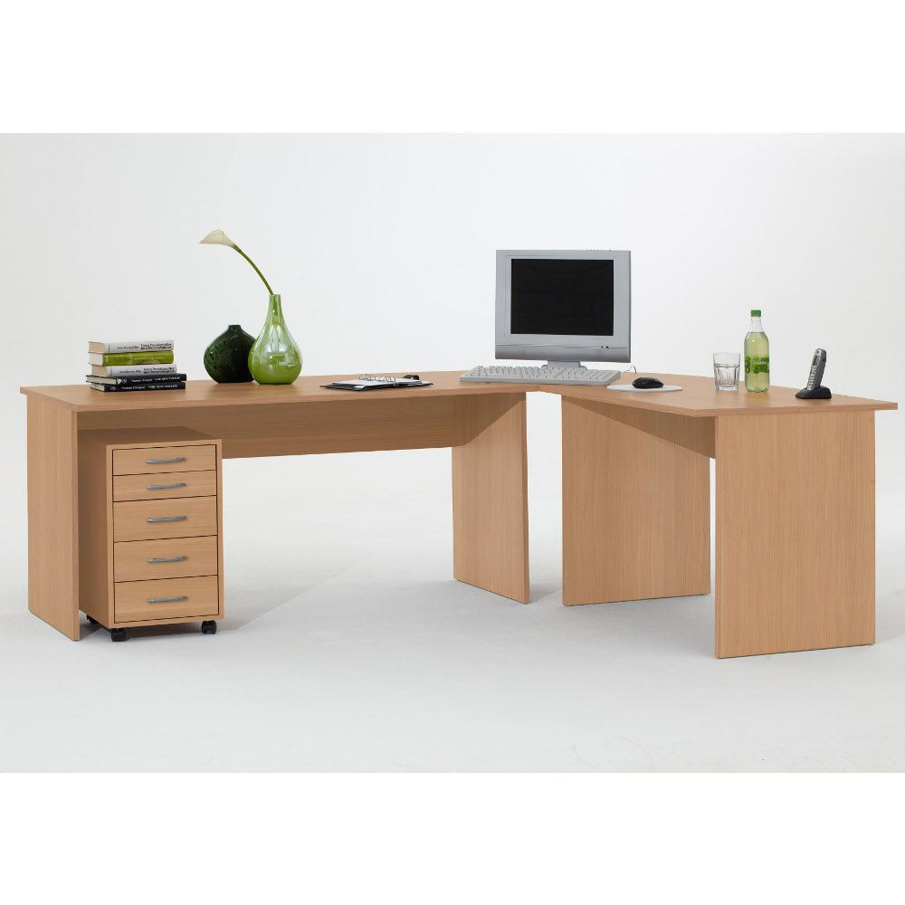 99+ Large White Corner Desk - Used Home Office Furniture Check more ...