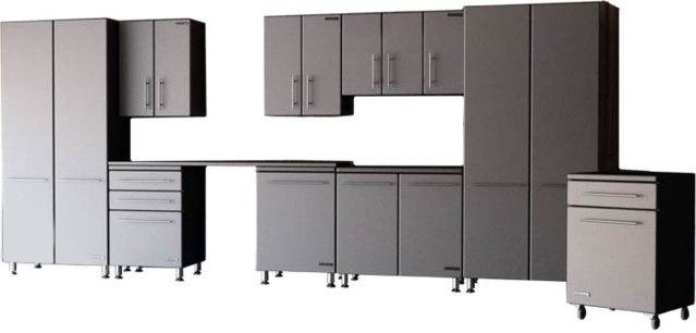 sc 1 st  Pinterest & FlowWall 3 Tall Cabinet Set | Products I Want | Pinterest