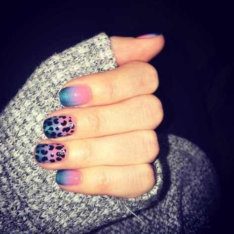 модный красочный дизайн ногтей 2016 2017 - стиль, который вы 7