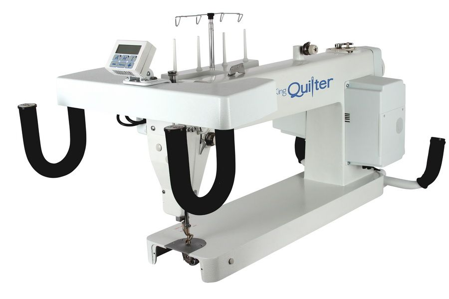 BRAND NEW King Quilter 18x8 Long Arm Quilting Machine ONLY $166.63 ... : longarm quilting gadgets - Adamdwight.com