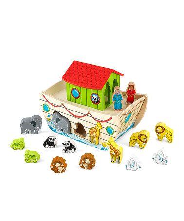 Noah's Ark Shape Sorter by KidKraft on #zulilyUK today!