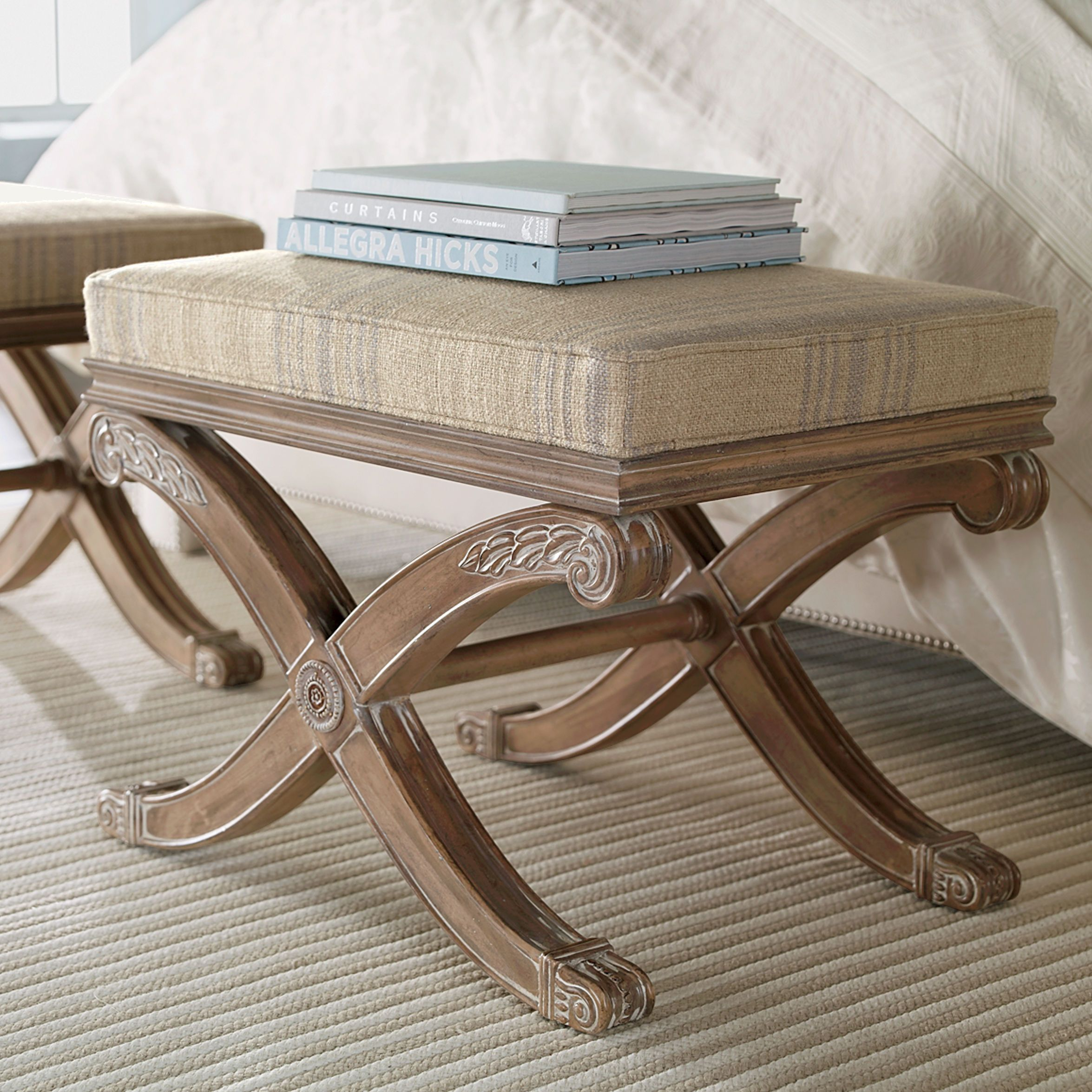 Alexis Bench Ethan Allen Us One Of Our Favorite Benches