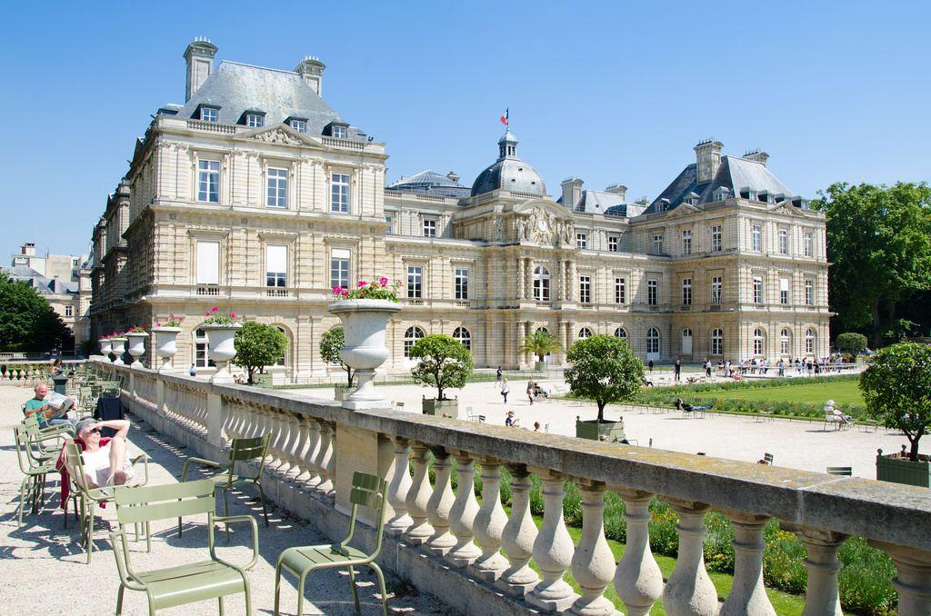 Au Luco | Palais du luxembourg, Jardin du luxembourg ...