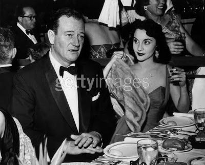Time Machine to the Twenties: John Wayne & Pilar Palette Get Hitched in Hawaii