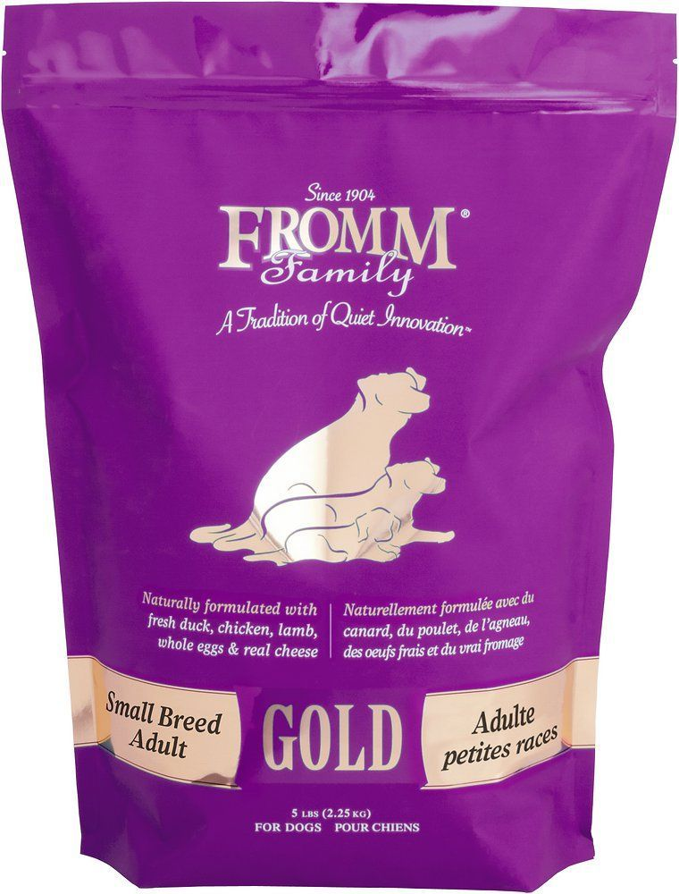 Frommdogfood Dog Food Recipes Small Breed Dry Dog Food