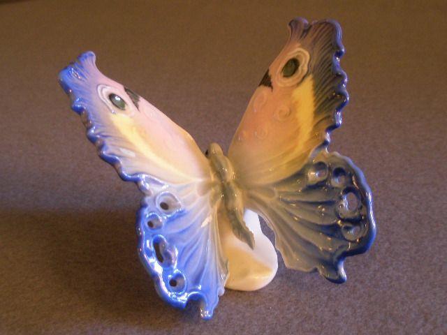 Porcelain Butterflies