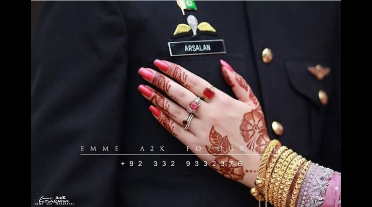 Mehndi Army : Pin by pak army pakistan 🇵🇰 on quotes couples