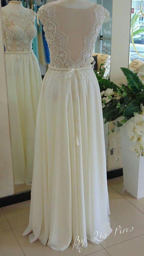 Dress by Lis Pires