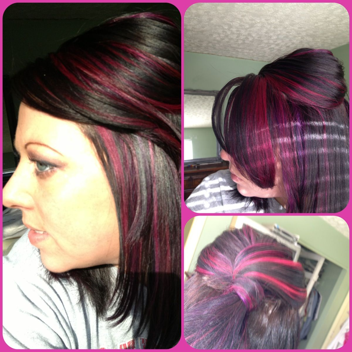1000 images about hair color fun on pinterest - Pravana Wild Orchid Hair Color