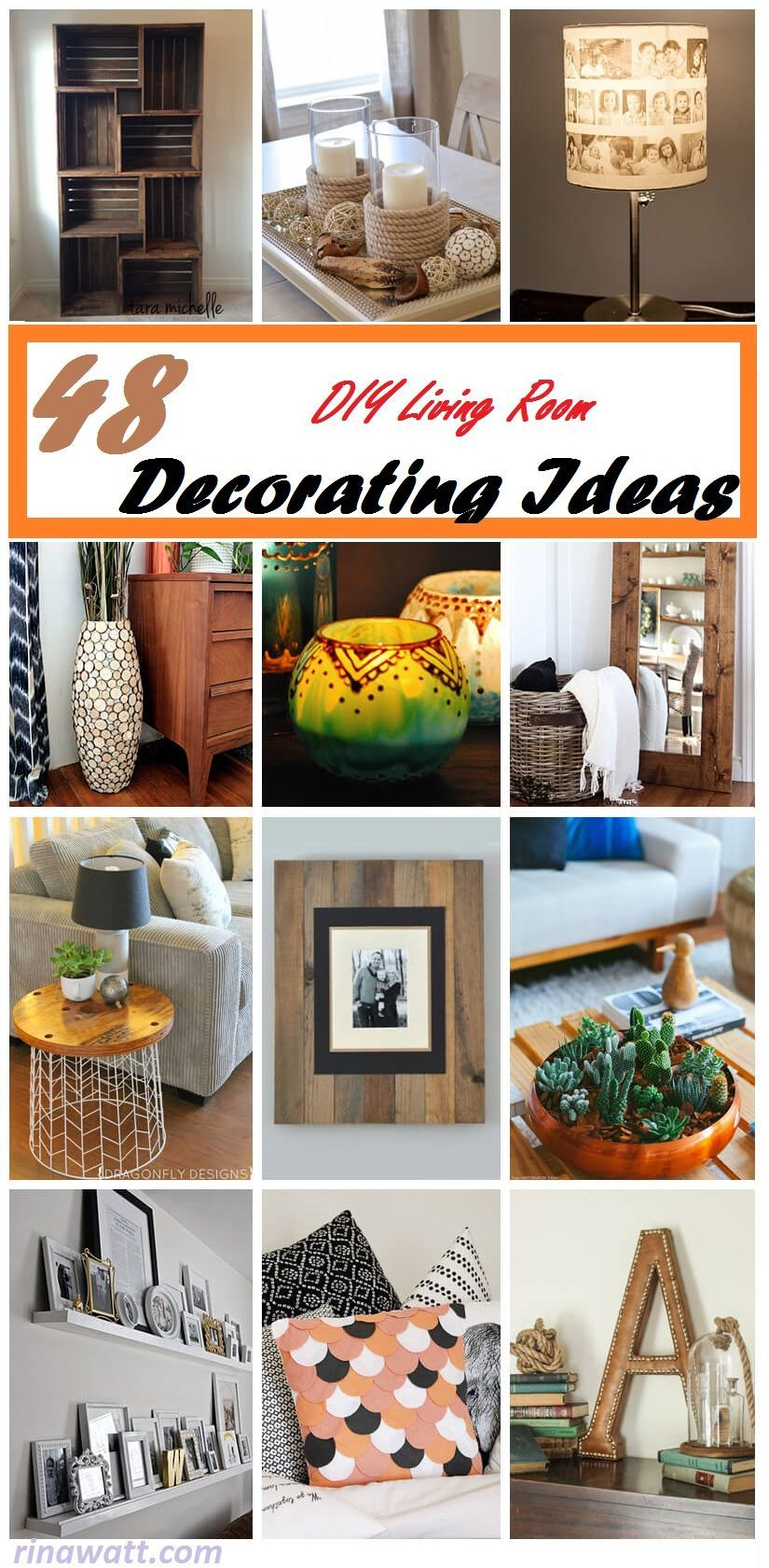 45 Beautiful Diy Living Room Decorating Ideas For A Cheap And Easy Remodel 1 Four Crate Diy Living Room Decor Living Room Decor On A Budget Living Room Diy