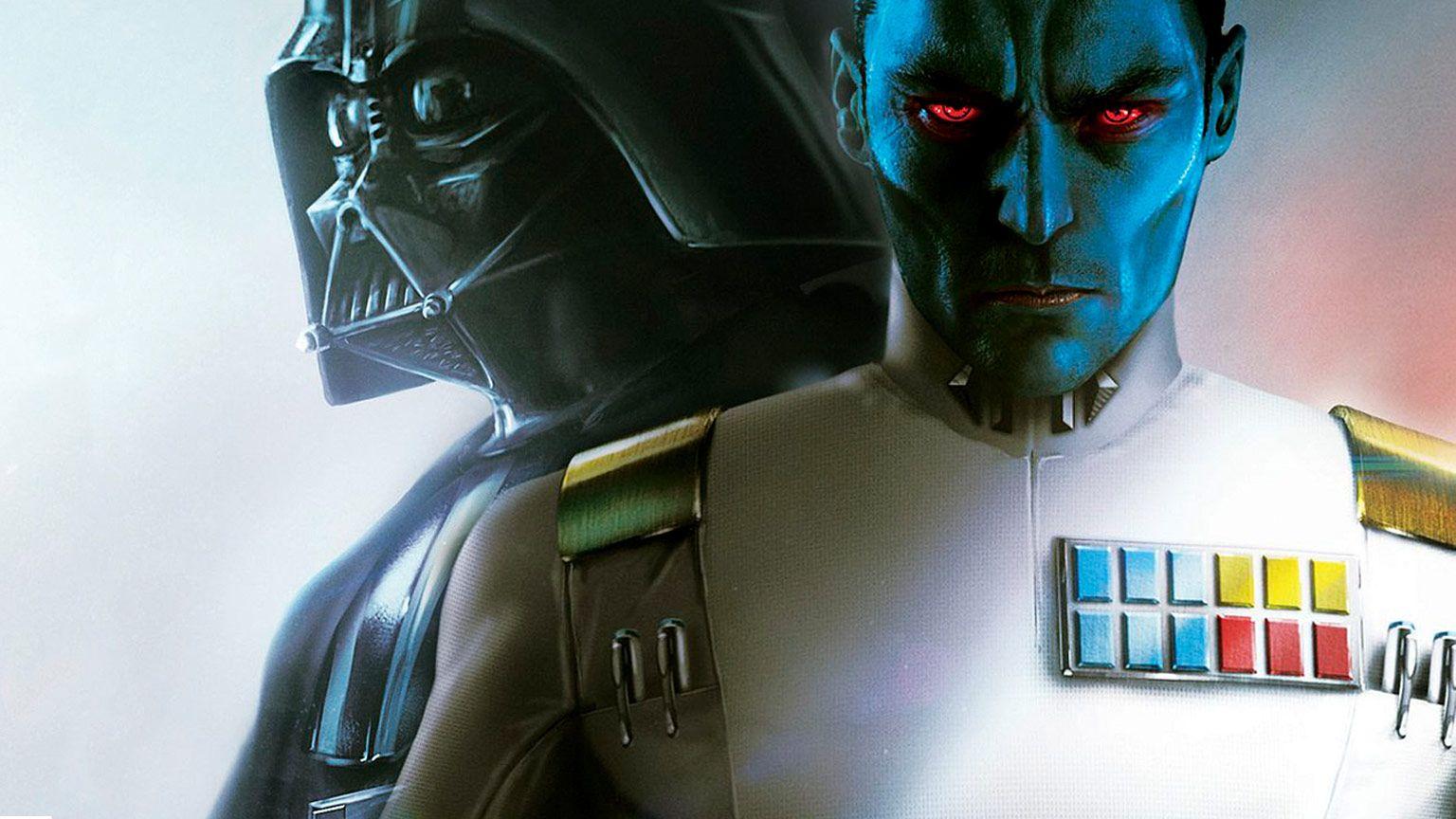 Star Wars Thrawn Wallpaper