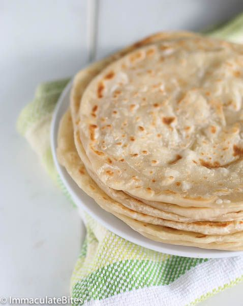 ... Chapati on Pinterest | Chapatti recipes, Indian breads and Naan roti