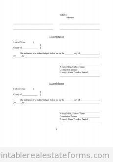 Sample Printable Billofsale Form  Printable Real Estate Forms