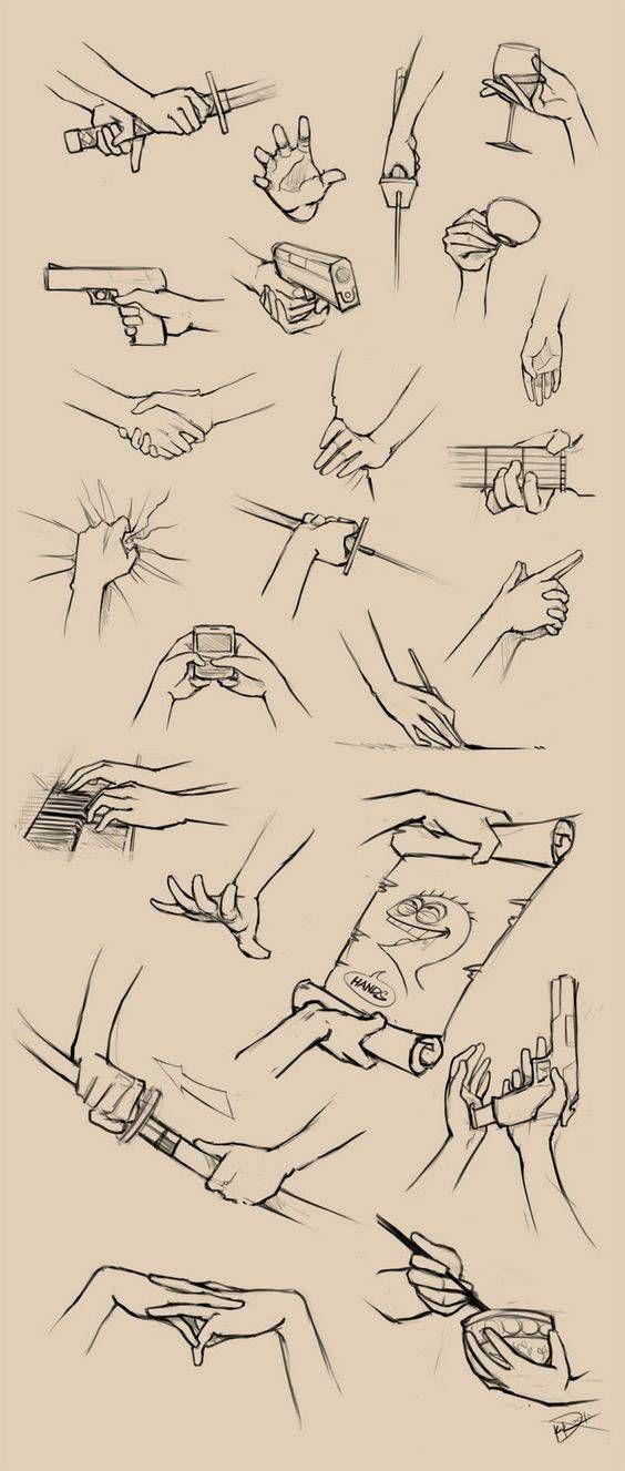 comodibujarmanosencaricaturas  manos y pies  Pinterest