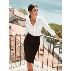 Summer skirts for women -  Leather skirt, Alba Moda Alba ModaAlba Moda  - #90sRunwayFashion #RunwayFashion2020 #RunwayFashionaesthetic #RunwayFashionchanel #RunwayFashioncrazy #RunwayFashiondior #RunwayFashiondresses #RunwayFashionvogue #RunwayFashionwomen #Skirts #Summer #women