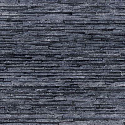 Behang gelaagd steen grijs koziel aanbieding behang pinterest - Grijs behang ...