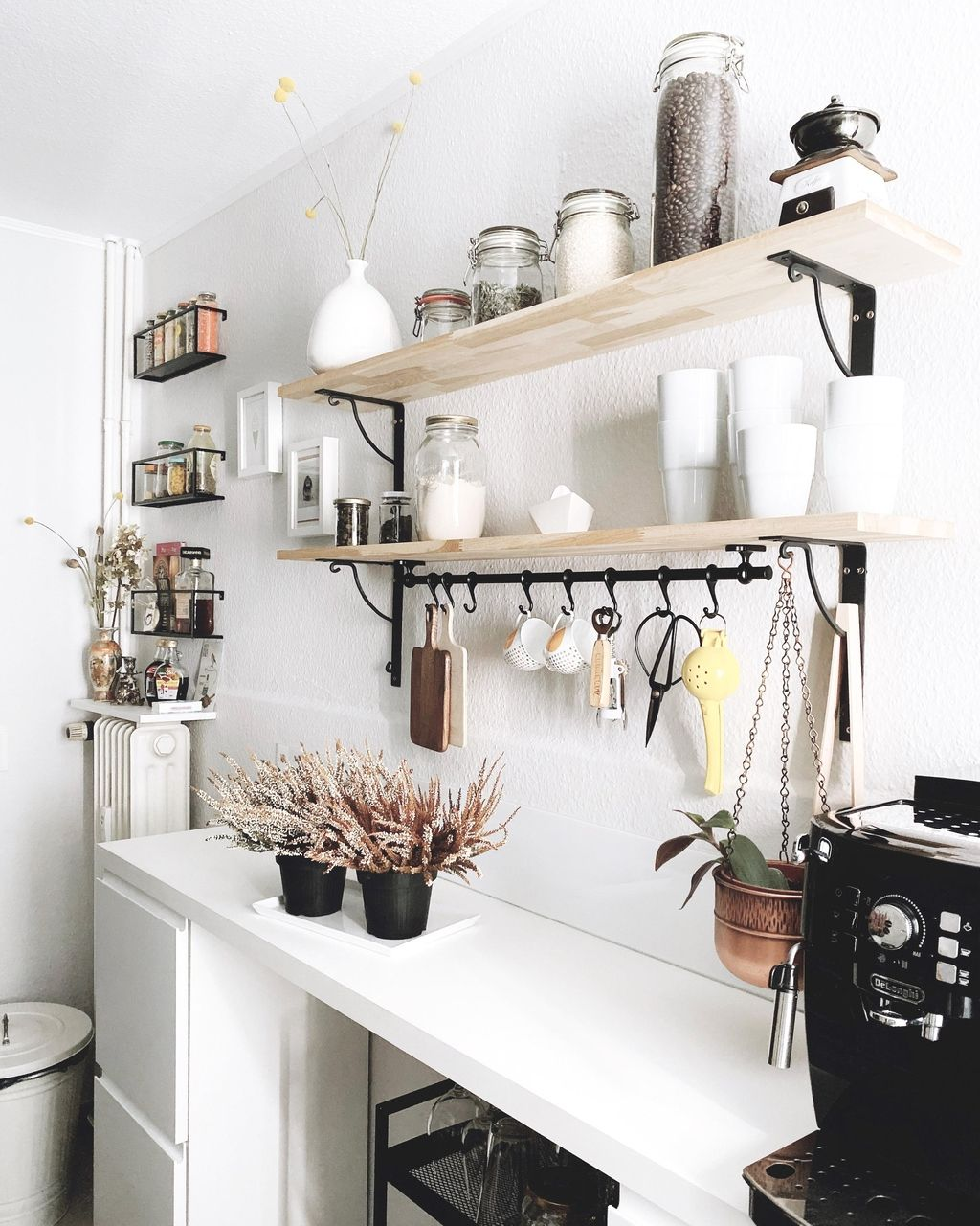 #kitchen #minimalistic #scandystyle #nordichome #mon...