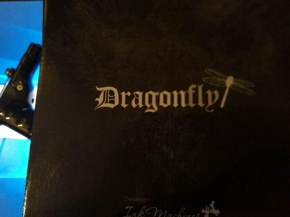 Dragonfly x2 tattoo rotary tattoo machine cartridges