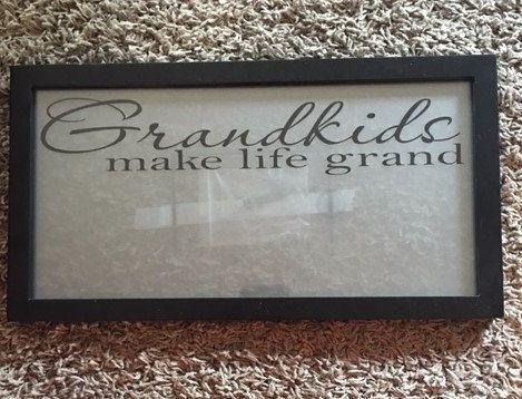 Grandkids make life grand 16\
