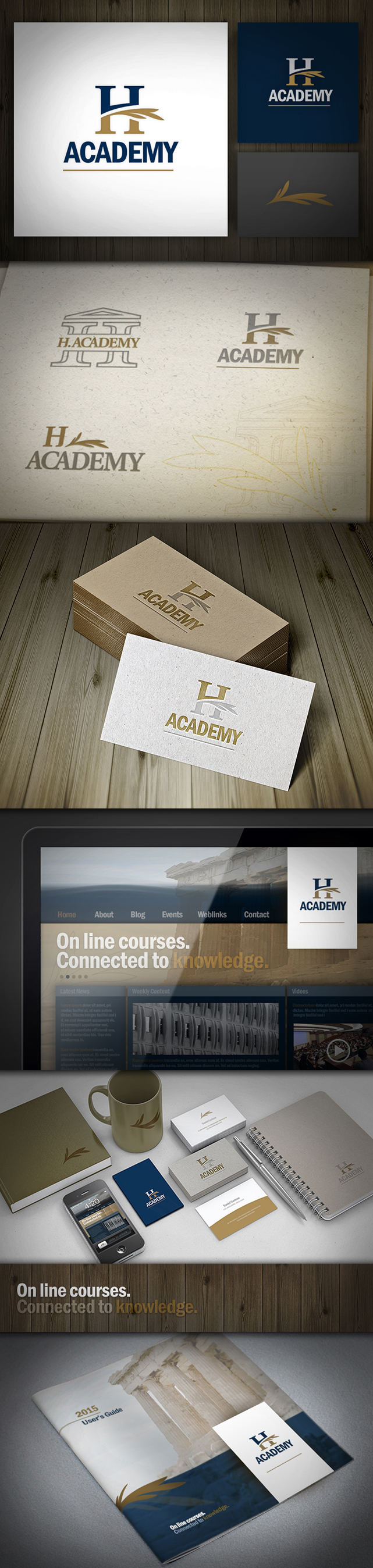 2015 H Academy Online Courses Identity See more here