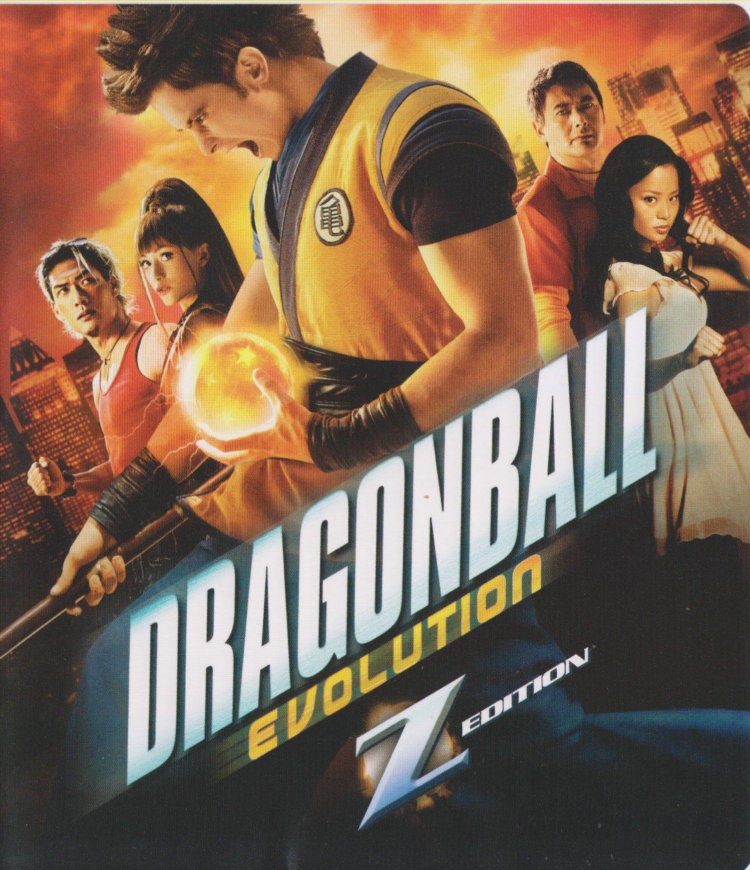 Dragonball Evolution Z Edition Dragonball evolution