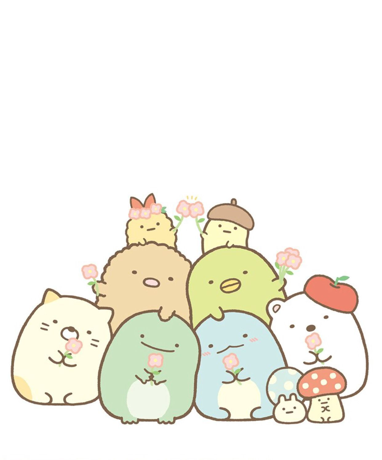 Sumikko Gurashi Clipart 10 Free Cliparts | Download Images On  6FD