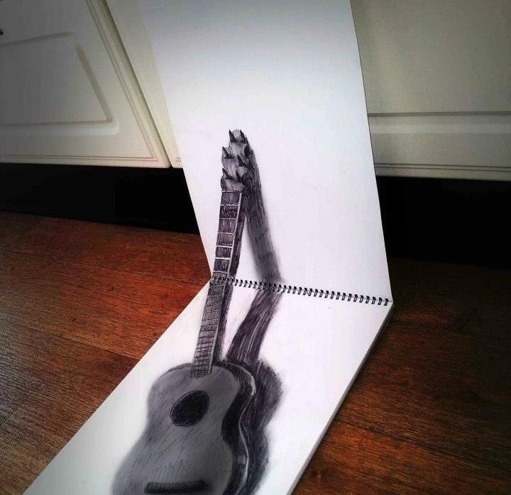 These 3D Sketches Are Just Extraordinary